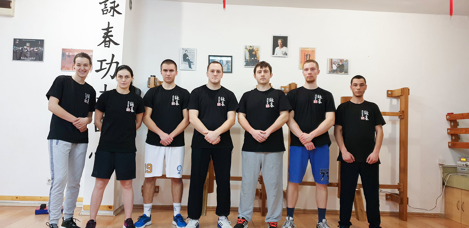 Ving Tsun Kung Fu Center - Training